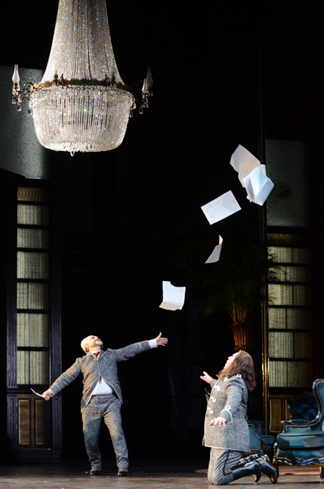 The Queen of Spades at Dutch National Opera (C) Karl and Monika Forster