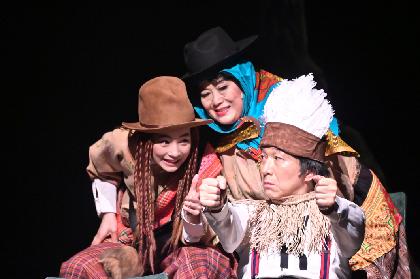 渡辺えり・小日向文世・のん出演 音楽劇『私の恋人』東京公演がスタート