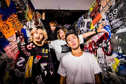ONE OK ROCKの4大ドームツアーが決定