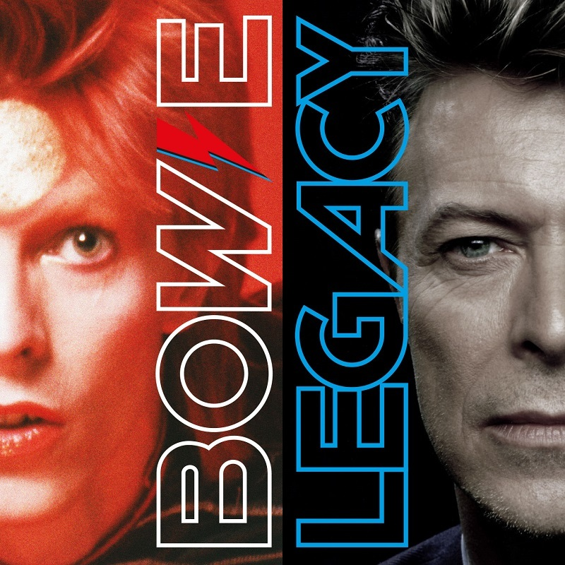 DAVID BOWIE LEGACY 1 CD Track Listing