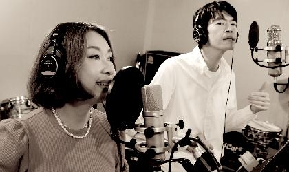 野宮真貴、SSW/ジャズピアニスト矢舟テツローとのジャズライブが決定 小西康陽もDJで参加
