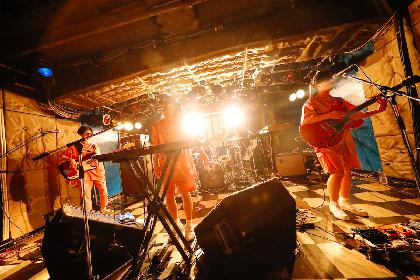 『スペースシャワー列伝 第135巻』にCHAI、ドミコ、2、パノラマパナマタウン、tetoが出演 12月OA