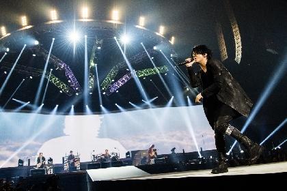 GLAY、結婚式での楽曲使用について「無償提供したい」 満員のさいたまスーパーアリーナ公演で発表