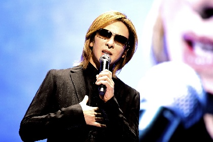 "YOSHIKI 『Forbes Asia』が選出する""最も優れた慈善家30人""の一人に"