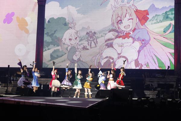 アニメロサマープリンセス (C)Animelo Summer Live 2019