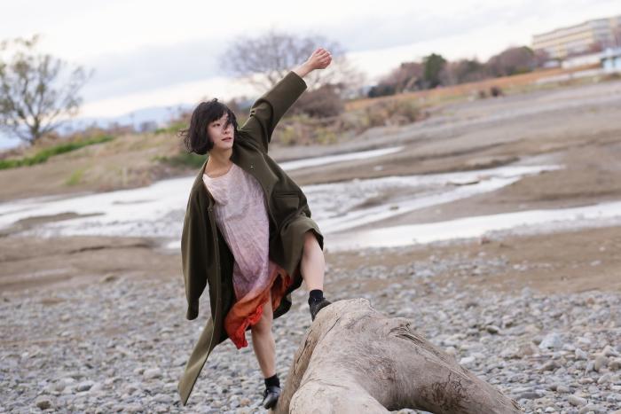 水越朋(Tomo Mizukoshi) 撮影:前澤秀登