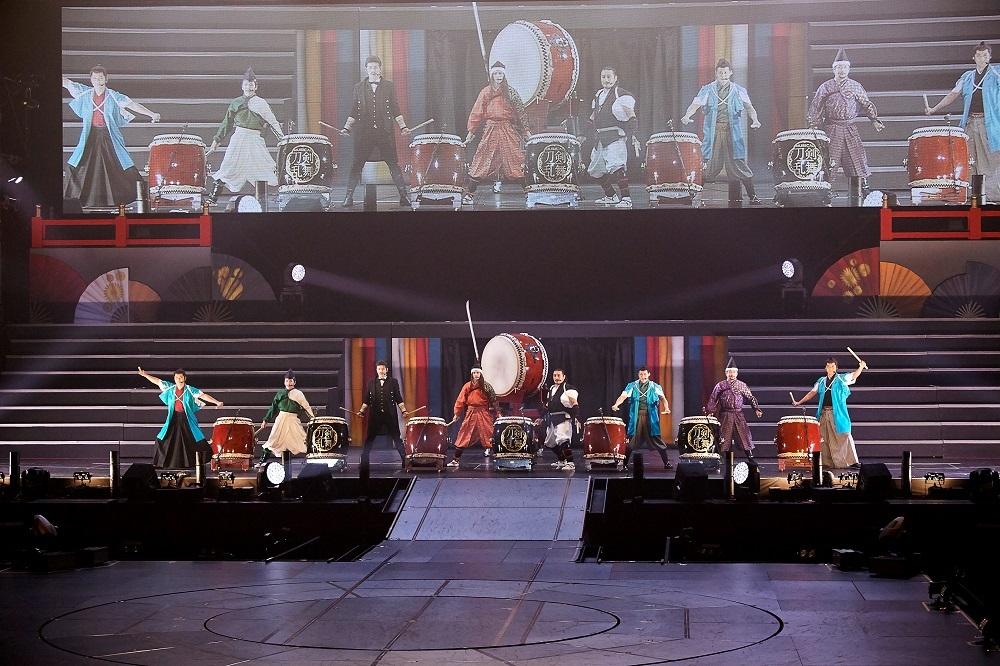 ミュージカル『刀剣乱舞』 ~真剣乱舞祭2018~ (C)ミュージカル『刀剣乱舞』製作委員会