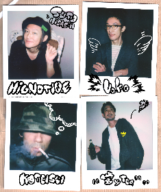 髭、ニューアルバム『HiGNOTIQE』リリース 今作のテーマは「催眠」