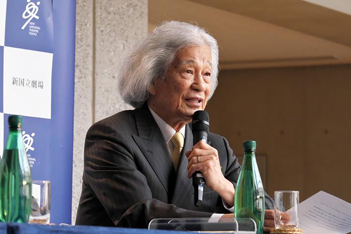 飯守泰次郎 (c) Naoko Nagasawa
