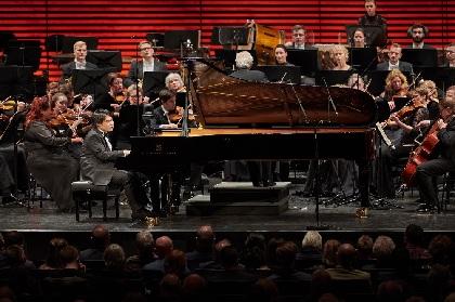 来日公演に先駆け、4月にアイスランドで行われた 『アシュケナージ指揮 アイスランド交響楽団 ピアノ:辻井伸行』 の現地レポートが到着