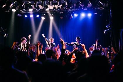 JABBA DA FOOTBALL CLUB 「マジで悔いはねえ!」 対バンツアー『ファイトクラブツアー2』Creepy Nutsを迎え閉幕