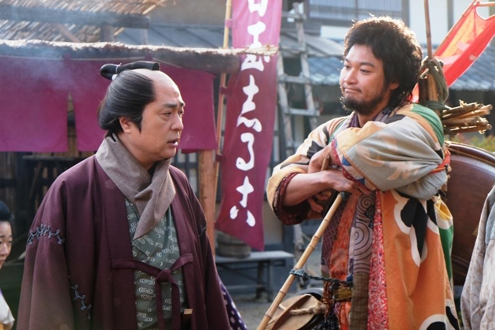 NHK木曜時代劇『ちかえもん』
