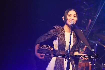 城 南海 魂宿る歌声が届けた希望の光、『ウタアシビ 2021夏 追加公演』をレポート