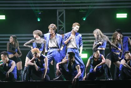 東方神起、10月に日本デビュー15周年記念アルバム『XV』の発売が決定
