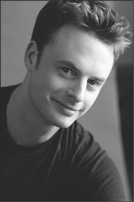 Christopher Wheeldon OBE