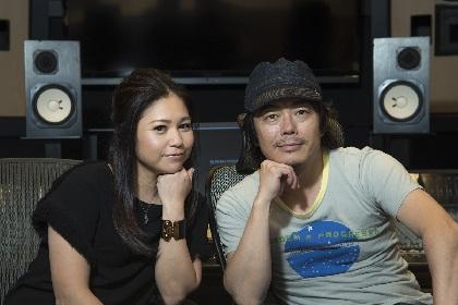 宮沢和史×夏川りみ 12年ぶりコラボでニューシングルに3曲提供