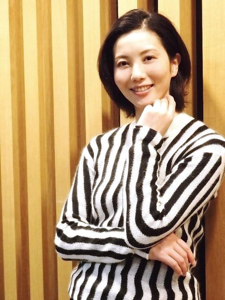 『GEM CLUBⅡ』出演の壮一帆(撮影/石橋法子)
