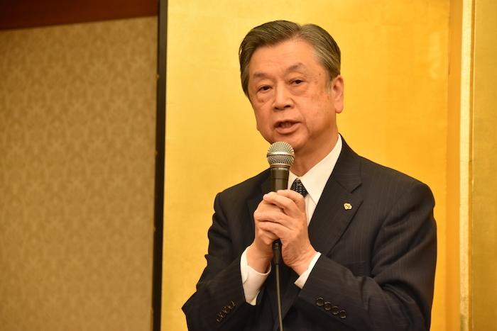 松竹の安孫子正・副社長/演劇本部長