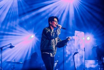 星野源のワールドツアーが中国・上海で開幕 新曲「Same Thing」をライブ初披露