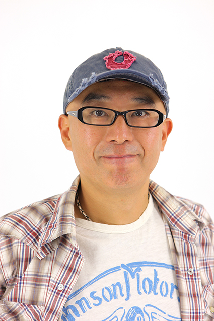 「DRIVE PARK」 総合プロデューサーのピストン西沢