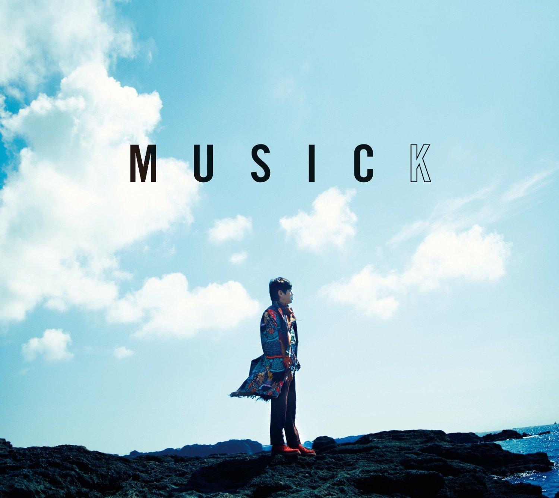 宮沢和史ベストアルバム『MUSICK』初回盤