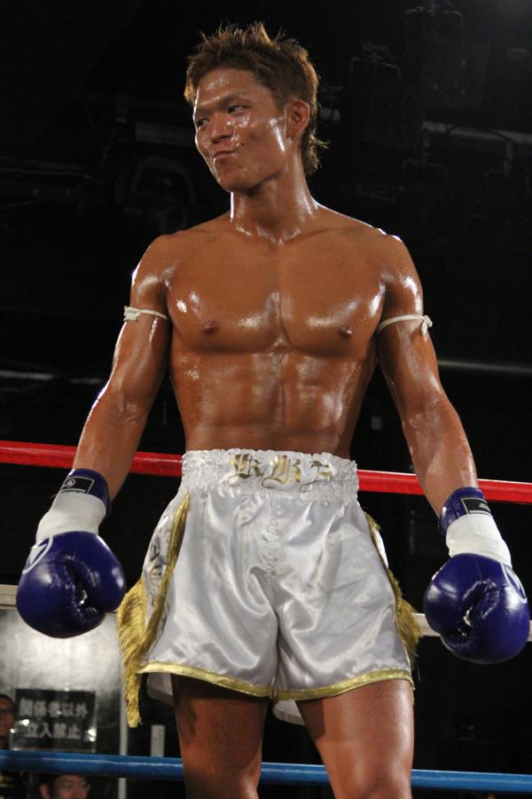 NAOKI (立川KBA) WBCムエタイ日本ライト級1位/NJKFライト級王者