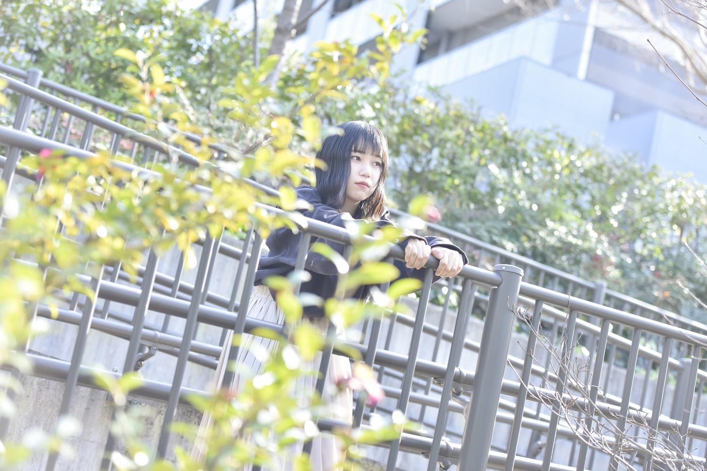 Karin. 撮影=高田梓