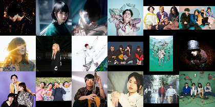 【HOT SPICE 21】SPICEが2021年に大プッシュするアーティスト18組を一挙ご紹介!