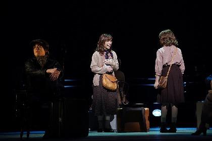 まるで一緒に旅をするように。9月4日開幕のミュージカル『VIOLET』ゲネプロレポート〜ヴァイオレット役・唯月ふうかver.