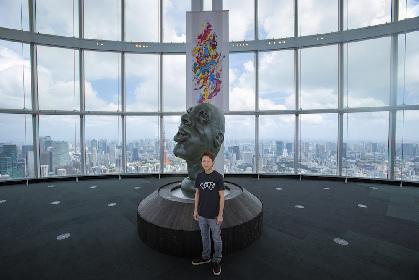 嵐・大野智による個展『FREESTYLE 2020 大野智 作品展』開幕レポート 過去の代表作からジャケット絵画まで200点以上が集結!