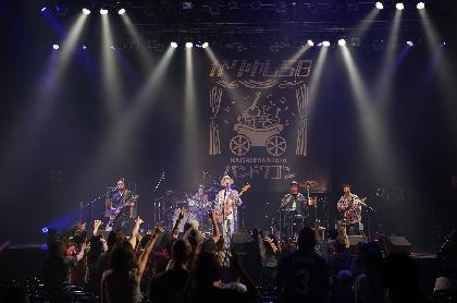 """かりゆし58 """"ハイサイロード""""を進むバンドとメンバーの生き方に希望を見た、ツアー東京公演をレポート"""