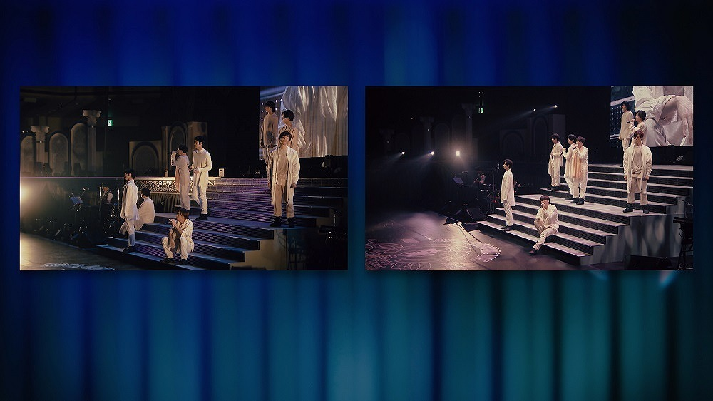 『15th Anniversary SUPER HANDSOME LIVE「JUMP↑with YOU」』Blu-rayより