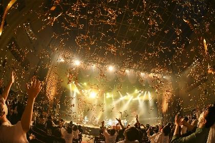 赤い公園、バンド12年の歴史に幕「本当にたくさんの人に支えられて今日を迎えられました」
