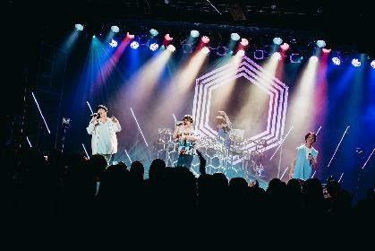 THE BEAT GARDEN 4人での最後のステージ『The Beat Garden one man live tour「Afterglow」』をレポート