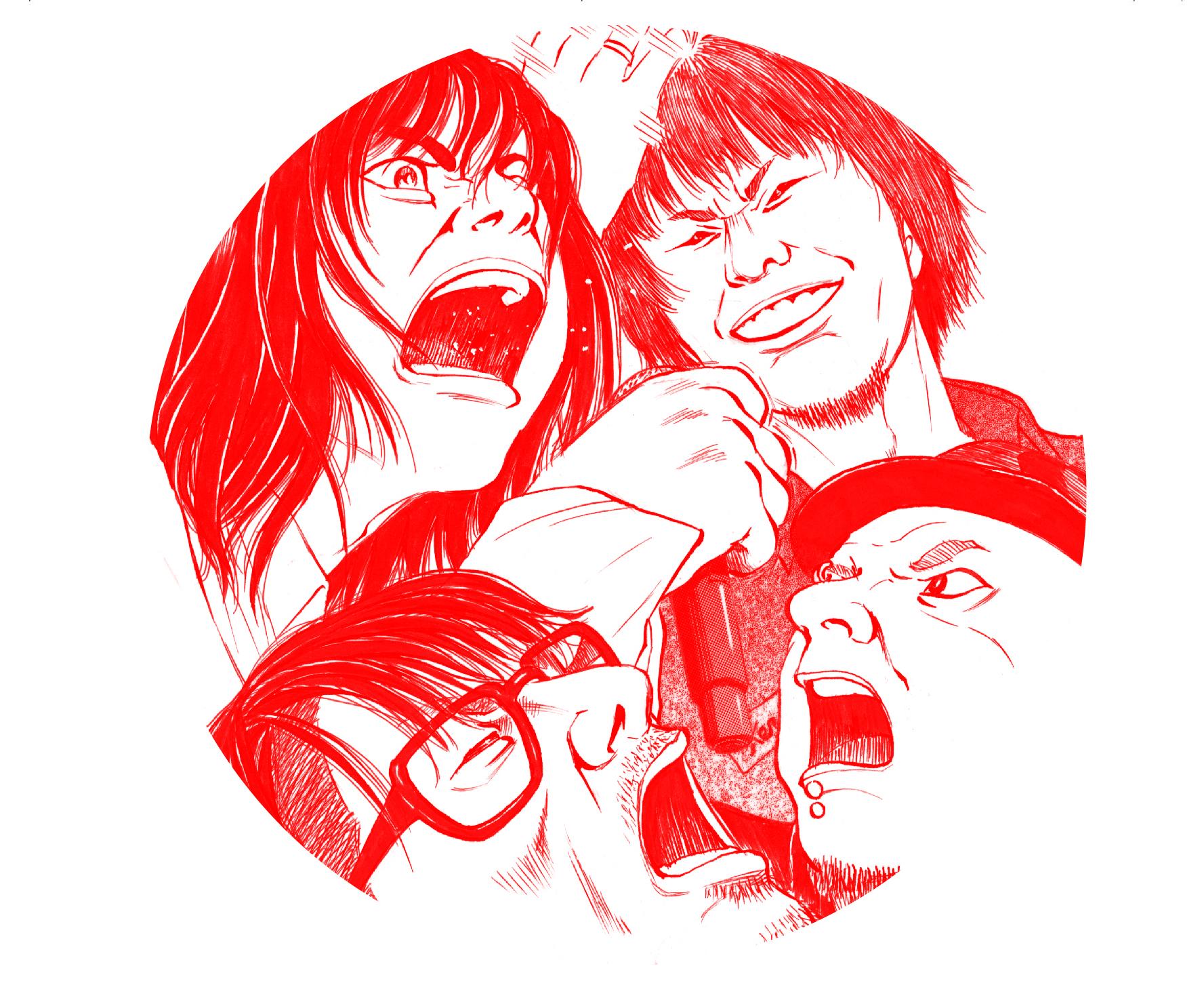 『宮本から君へ』原作者が宮本浩次らを描き下ろし