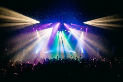 音楽とLIVEに中毒ならばジャンルなど関係ないことの証明『APOSTLOS TOUR 2020』 TOUR FINALライブレポート