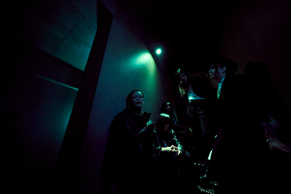 sukekiyo、2021年12月にZeppツアー開催&新音源映像集『SALUS』を今冬に発売