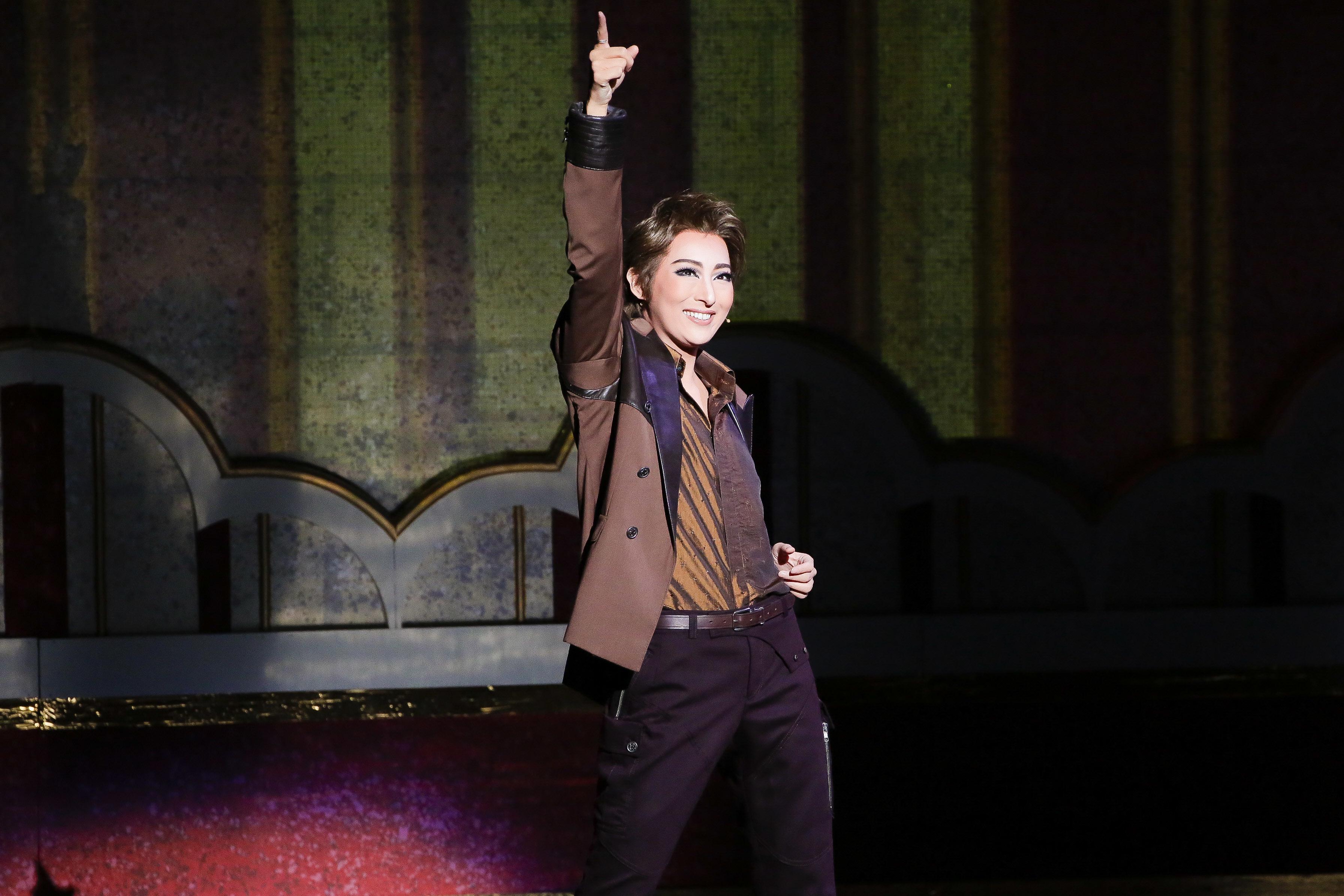 日本オーストリア友好150周年記念 UCCミュージカル  『I AM FROM AUSTRIA-故郷(ふるさと)は甘き調(しら)べ-』』より 撮影=森好弘
