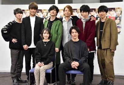 生駒里奈、男性陣に囲まれた現場に「日々、闘っています」 舞台『暁のヨナ~緋色の宿命編〜』制作発表レポート