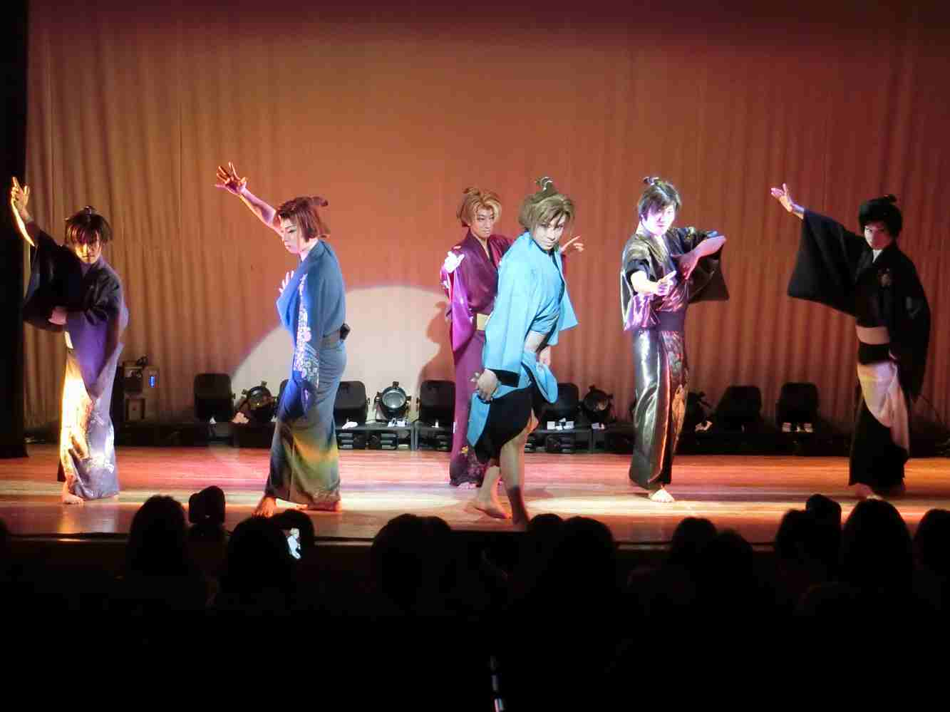 劇団九州男 群舞