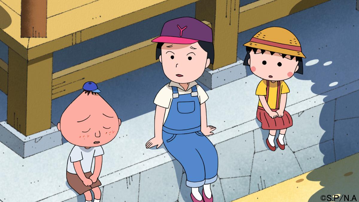 (C)さくらプロダクション/日本アニメーション