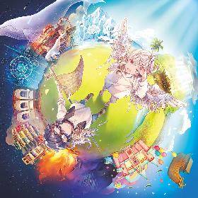 "After the Rain、新アルバム『イザナワレトラベラー』を9月にリリース決定 実写MVや""音探しの旅""の模様も収録に"