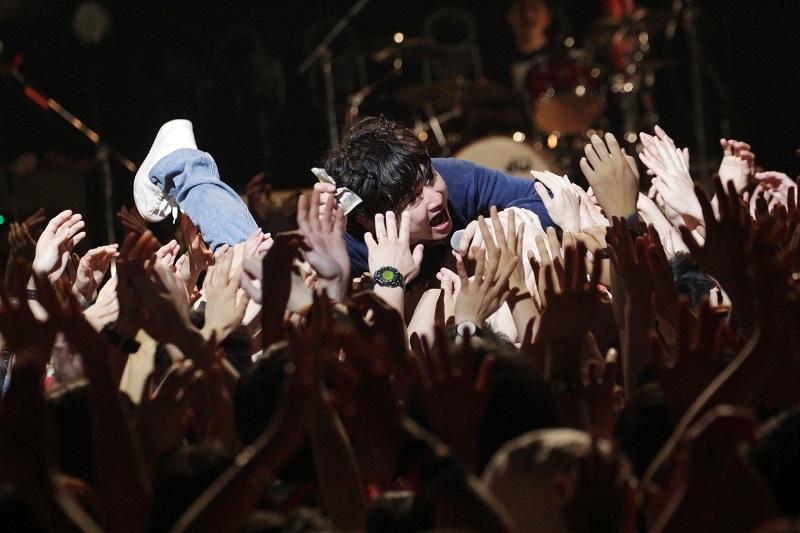 忘れらんねえよ 2018.5.1 撮影=岩佐篤樹 ATSUKI IWASA