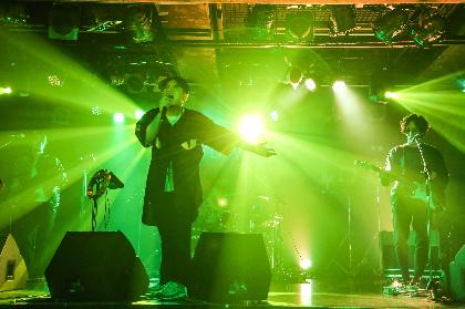 Attractions、Omoinotake、Sano ibuki、the McFaddinが集った無観客ライブ『GLICO LIVE NEXT』FM802オフィシャルレポート