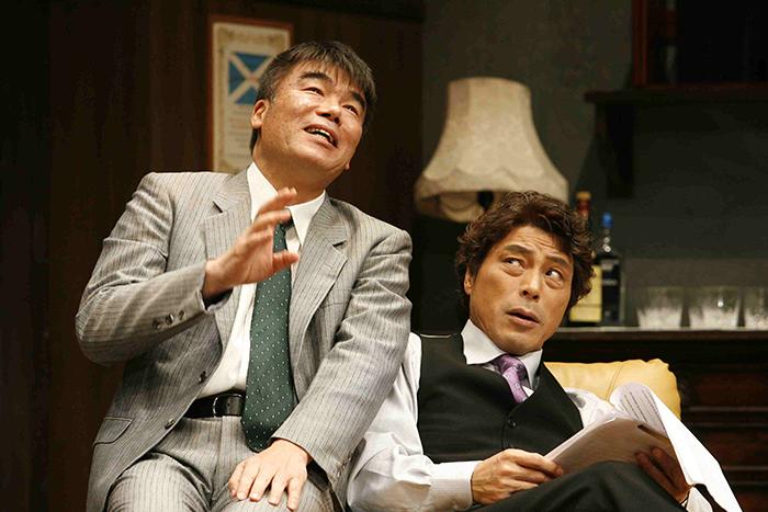 加藤健一事務所 『パパ、I LOVE YOU!』(2009年・再演)