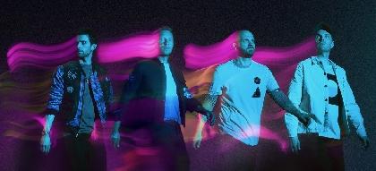 コールドプレイ、9枚目となるアルバム『Music Of The Sphere』を10月に全世界同時リリース トレーラー&手書きのメッセージも公開
