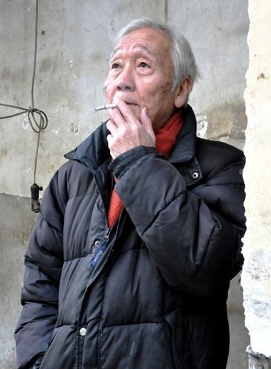 松本雄吉さん(撮影:吉永美和子)