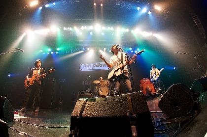 "the pillows 結成28年超のバンドが挑んだ初の""名盤再現ツアー""は何を残したのか"