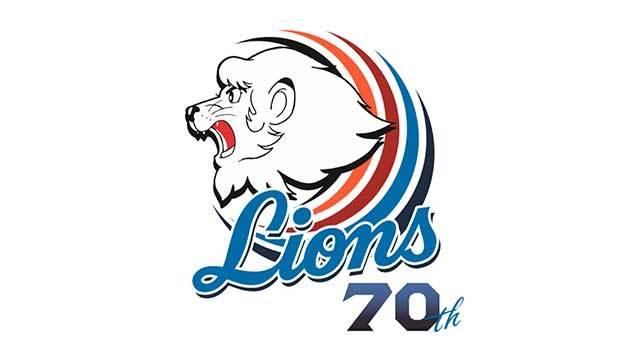 1951年の西鉄ライオンズ誕生以来、70周年を迎えた「ライオンズ」のチーム名 (c)SEIBU Lions