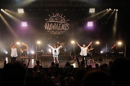 この瞬間、音楽の力を全身に浴びる――May'n Birthday Concert 2021「MOMENTS」ライブレポート